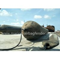 China D1.5mxL16mx7 layers Marine Rubber Airbag For Ship Launching And Docking wholesale