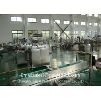 China Cigarette Oil Filling Machine with PLC Controlled , High Viscosity Liquid Filling Equipment wholesale