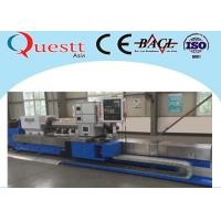 China Double Head Industrial Laser Machine , Low Cost Texturing Laser CNC Machine wholesale