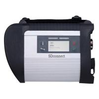 China 2015.03 Mercedes Benz Diagnostic Scanner , MB SD Connect Compact 4 Star Diagnosis with WIFI wholesale