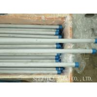 China Ferritic Seamless Stainless Steel Tube SA268 TP410 Standard 24 M Length on sale