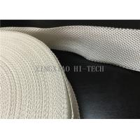China Fireproof Heat Resistant Insulation Tape E - Glass Fiber Smooth Surface wholesale