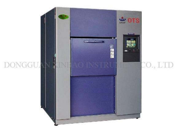 Quality Air / Water Cooling Thermal Shock Chamber , Temperature And Humidity Chamber Air To Air Testing for sale