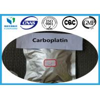 Antineoplastic Drug Carboplatin Carboplat CBP Raw Powder CAS 41575-94-4