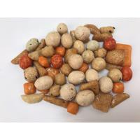 China Delicious Natural Soy Sauce Peanuts Healthy Snack Mix With HACCP Certificate wholesale