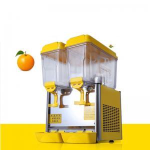 China Hot Sale Cold and Hot Beverage Orange Fruit Juice Dispenser Machine Prices wholesale