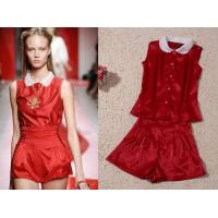 China 2012 Fashion Ladies Suits  Wholesale Womens Clothing Fancy Design Clothing Small Order Accepted wholesale