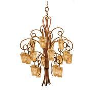 China hotel chandelier MD6559A-5 wholesale