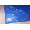 blue color pe tarpaulin,high quality tarpaulin,low price poly tarp