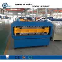 China High Productivity Double Layer Roll Forming Machine wholesale