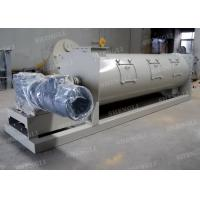 China Large Output Continuous Mixer , High Capacity Continuous Ribbon Blender wholesale