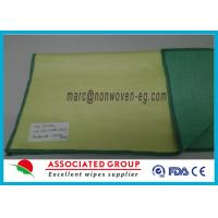 China Recycling All Purpose Cleaning Wipes Cleaning Cloth Scratch Free on sale