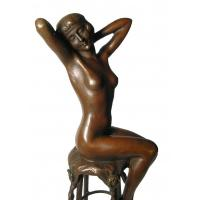 China European Classical Bronze Dancer Sculpture wholesale