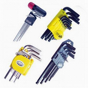 allen key wrench pictures for their allen key wrench products for sale