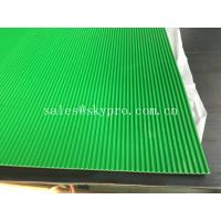 China Double layer ESD recycled rubber mats with color on top and black on bottom wholesale