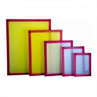 China Silk Screen Printing Frame with Mesh wholesale