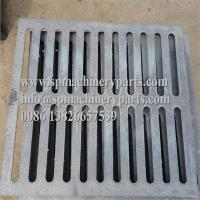 """China Duracoated EN124 Square Ductile cast iron medium-duty 12"""" x 20"""" [305mm x 508mm] grate for sale wholesale"""