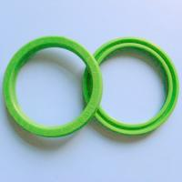 Fuel Resistance Green CR NBR 90 O Ring Polyurethane Oil Seal Gasket For Water Pumps