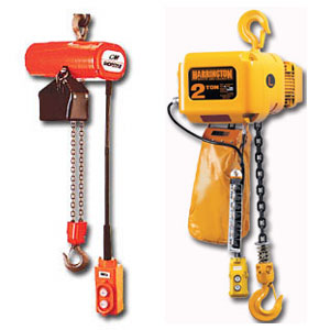 Quality Two speed electric chain hoist 3T hot sale 2012 for sale