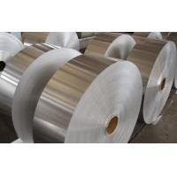 China 8011 Alloy Pre Painting Rolled Aluminium Sheet , Painted Aluminum Coil wholesale