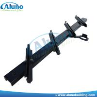 China Aluno Louver Frame Product For Projects on sale