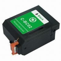 China Remanufactured Inkjet Cartridge for Canon BC-02 on sale