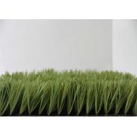 China High Density Sports Artificial Turf Faux Lawn Grass 20mm - 45mm Pile Height wholesale