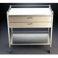 Surgical/Salon/Lab/Instrument Stainless Steel Trolley (WK-TC005)