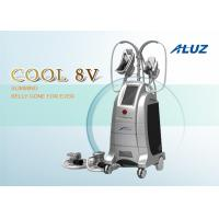 China Weight Loss Cryolipolysis Vacuum Machine Coolsculpting By Zeltiq Cellulite Reduction Equipment wholesale