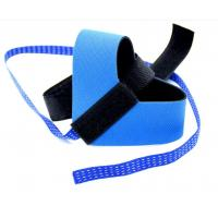 Buy cheap Durable Anti Static Heel Strap Color Blue White Conductive Synthetic Rubber from wholesalers