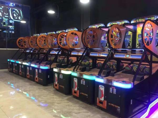Quality Teenager Version Arcade Games Machines Attractive Appearance 220w Max Power for sale