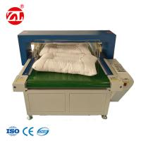 China Textile Industrial Metal Detector , Pillow Bedding Fabrics Metal Finding Machine wholesale