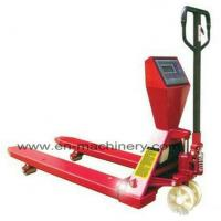 China Durable and Easy to use Folding Hand Pallet Truck for Sale for Warehouse use wholesale