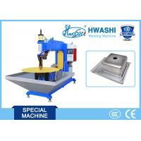 China Manual / Kitchen Sink Seam Welding Equipment 1000kg Weight With Stainless Steel Material wholesale