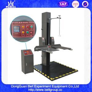 China China Pacakage / Carton Box Drop Impact Reliability Testing Machine/ Drop Impact Test/ Zero Height Drop Testing wholesale