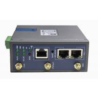 China CDMA 2000 EVDO 3G Dual SIM wireless router , CCTV / ATM Industrial Cellular Router wholesale