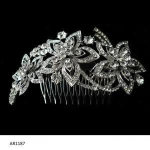 China Wedding Bridal Flower Hair Clips wholesale