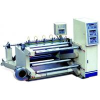 China High Precision Slitting and rewinding Machine for CPE / PVC cutting - rolling wholesale