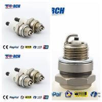 China Lawn mover / chainsaw machine spark plug match for NGK BPM6A / Bosch WS6F / Champion CJ8Y wholesale