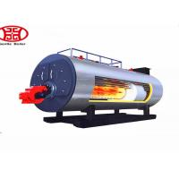 China Industrial Fire Tube Gas Steam Boiler Horizontal Type For Furniture Factory wholesale