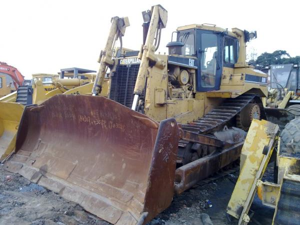 Quality D8R for sale used bulldozer CAT dozer export for sale