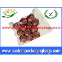 Buy cheap Transparent NY / PE Material Vacuum Sealing Bags With Hot Seal from wholesalers