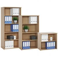 Buy cheap Deluxe  wooden  bookcase  DX-111 from wholesalers
