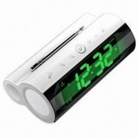 China LED Alarm Clock with Speaker and Radio wholesale