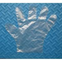 China ISO Disposable HDPE/LDPE Glove For Medical wholesale