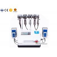 China Cellulite Reduction 650nm Laser Light Lipo Machine With Short Recovery Time wholesale