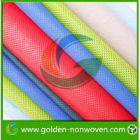 China Golden Non woven PP spunbond nonwoven fabric manufacturer/factory wholesale