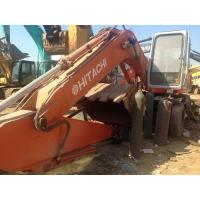 China Used Hitachi wheel excavator EX160WD on sale