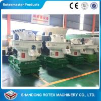 Quality Industrial CE ISO Wood Pellet Production Line For High Speed Pellet Making for sale