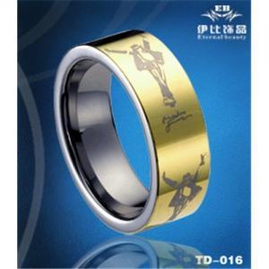Tungsten ring,Michael Jackson Ring